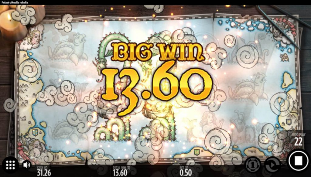 uncharted seas 1429 big win
