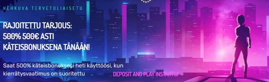 neon vegas casinon bonus